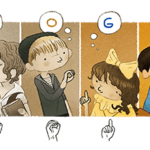 今日のグーグルロゴイラストイメージ(2018/11/24)
